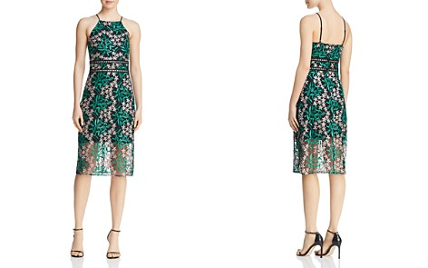 Sam Edelman Floral Lace Dress - Bloomingdale's_2