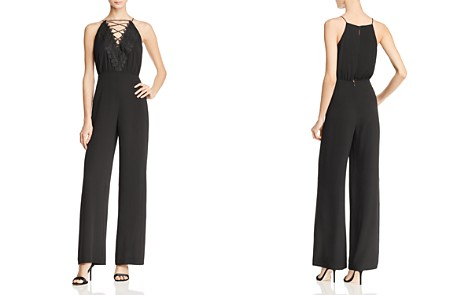 WAYF Posie Lace-Detail Jumpsuit - Bloomingdale's_2
