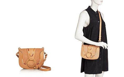 See by Chloé Hana Small Leather & Suede Crossbody - Bloomingdale's_2