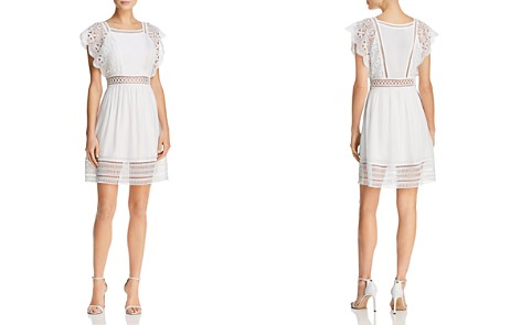 AQUA Crochet-Lace Dress - 100% Exclusive - Bloomingdale's_2