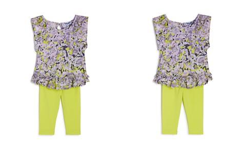 Splendid Girls' Flutter-Sleeve Top & Leggings Set - Baby - Bloomingdale's_2