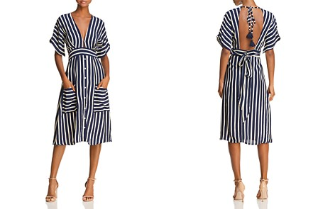 Faithfull the Brand Milan Striped Dress - Bloomingdale's_2