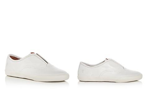 Frye Women's Maya Leather Slip-On Sneakers - Bloomingdale's_2