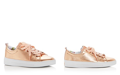 Ted Baker Women's Kellei Leather Lace Up Sneakers - Bloomingdale's_2