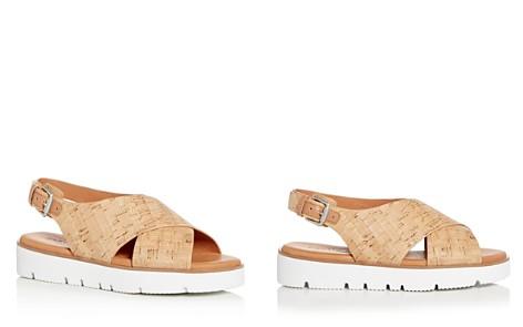 Gentle Souls Women's Kiki Cork Slingback Platform Sandals - Bloomingdale's_2