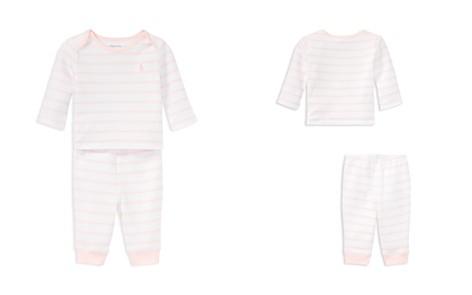 Ralph Lauren Girls' Striped Long-Sleeve Tee & Leggings Set - Baby - Bloomingdale's_2