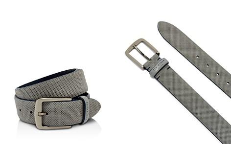 Ted Baker Trinnie Suede Micro Perforated Belt - Bloomingdale's_2
