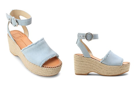 Dolce Vita Women's Lesly Espadrille Platform Sandals - Bloomingdale's_2