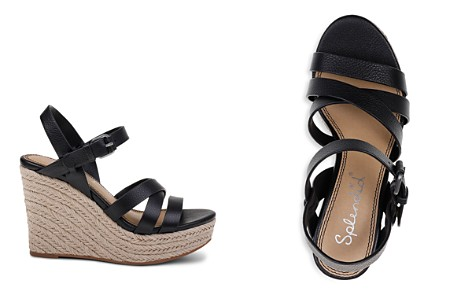 Splendid Women's Billie Leather Platform Wedge Espadrille Sandals - Bloomingdale's_2
