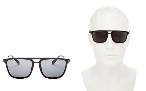 Polaroid Polarized Square Sunglasses, 56mm - Bloomingdale's_2