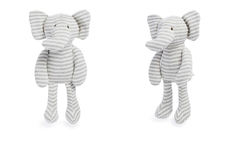 Elegant Baby Striped Knit Elephant Toy - Ages 6 Months+ - Bloomingdale's_2