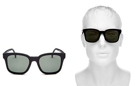 Carrera Square Sunglasses, 52mm - Bloomingdale's_2