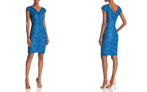 Tadashi Shoji Lace Sheath Dress - 100% Exclusive - Bloomingdale's_2