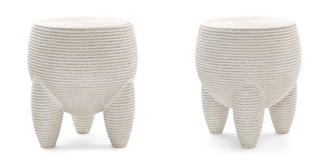 Mitchell Gold Bob Williams Yoshi Stool - Bloomingdale's_2