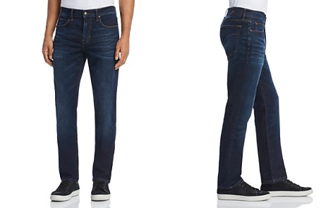 Joe's Jeans Folsom Straight Fit Jeans in Clinton - Bloomingdale's_2