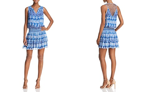 Ramy Brook Jordana Blouson Dress - Bloomingdale's_2