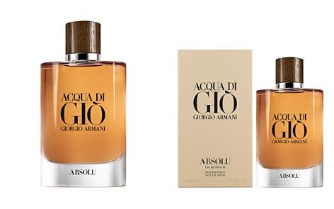 Giorgio Armani Acqua di Giò Absolu Eau De Parfum 4.2 oz. - Bloomingdale's_2