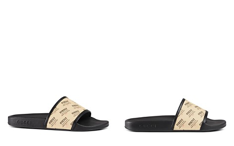 Gucci Invite Print Slides - Bloomingdale's_2