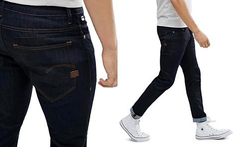 G-STAR RAW D-Staq Slim Fit Jeans in Dark Aged - Bloomingdale's_2
