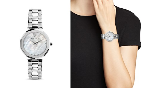 Versace Idyia Stainless Steel Watch, 36mm - Bloomingdale's_2