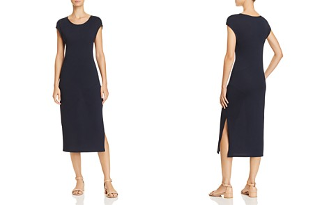 Theory Midi T-Shirt Dress - Bloomingdale's_2