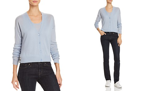 Theory Hanelee Cashmere Cardigan - Bloomingdale's_2