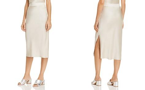 Theory Silk Midi Skirt - Bloomingdale's_2