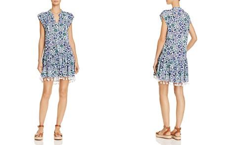 Poupette St. Barth Heni Floral Tassel-Trimmed Dress - 100% Exclusive - Bloomingdale's_2