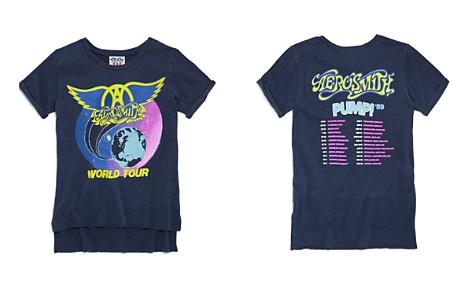 Junk Food Girls' Aerosmith World Tour Tee - Big Kid - Bloomingdale's_2