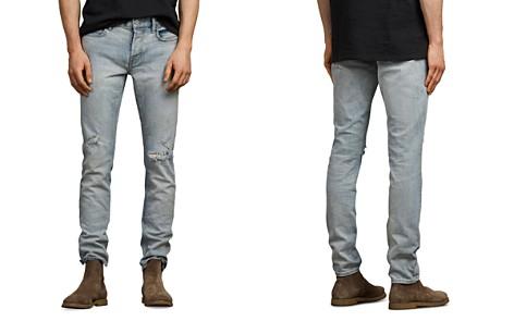 ALLSAINTS Iredell Rex Slim Fit Jeans in Indigo - Bloomingdale's_2
