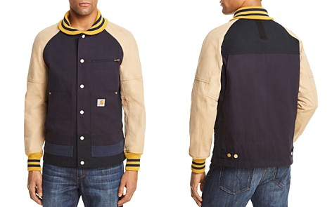 Junya Watanabe Man x Carhartt Varsity Jacket - Bloomingdale's_2