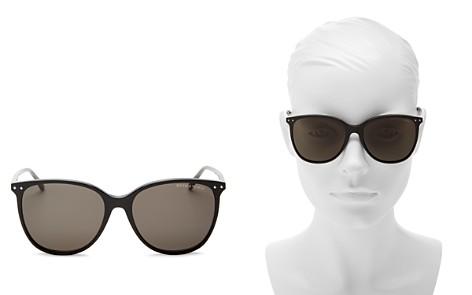 Bottega Veneta Square Sunglasses, 56mm - Bloomingdale's_2