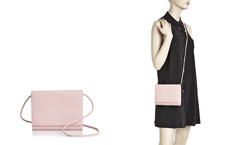 Baggu Compact Leather Crossbody - 100% Exclusive - Bloomingdale's_2