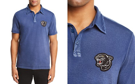 John Varvatos Star USA Patch Polo Shirt - 100% Exclusive - Bloomingdale's_2