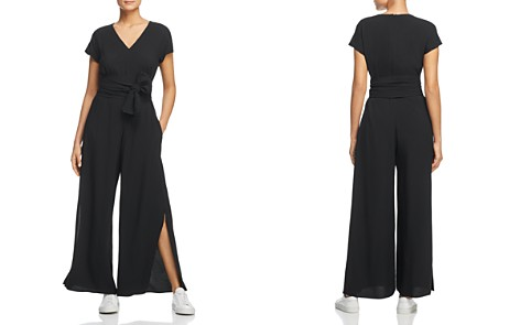 Weekend Max Mara Narsete Belted Wide-Leg Jumpsuit - Bloomingdale's_2