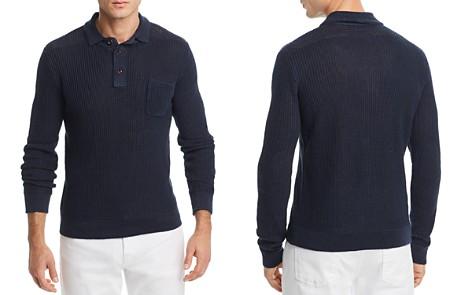 OOBE Thompson Linen Polo Shirt - Bloomingdale's_2