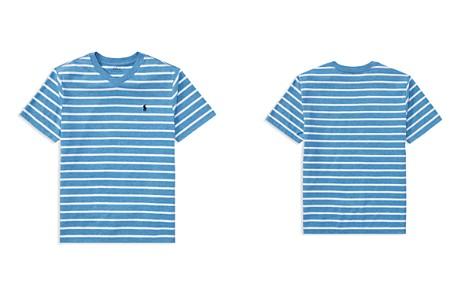 Polo Ralph Lauren Boys' Striped V-Neck Tee - Big Kid - Bloomingdale's_2