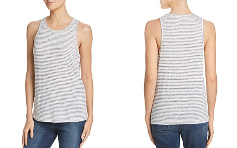 FRAME Striped Tank - Bloomingdale's_2