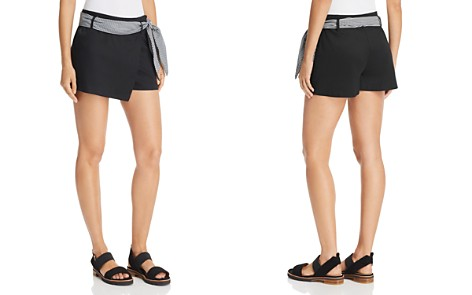 AQUA Belted Skort - 100% Exclusive - Bloomingdale's_2
