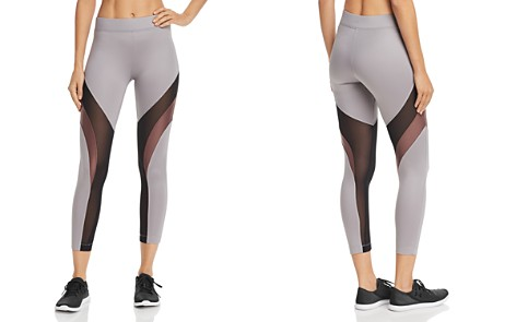 KORAL Frame High-Rise Color-Block Leggings - Bloomingdale's_2