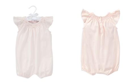 Ralph Lauren Girls' Smocked Bubble - Baby - Bloomingdale's_2