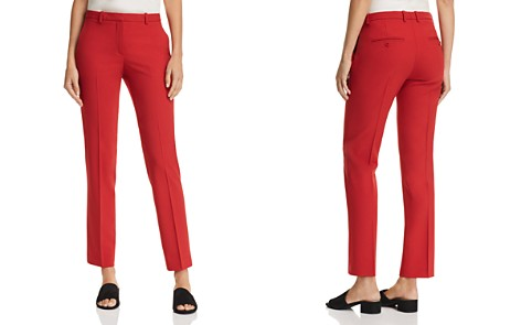 Theory Hartsdale Classic Stretch-Wool Pants - Bloomingdale's_2