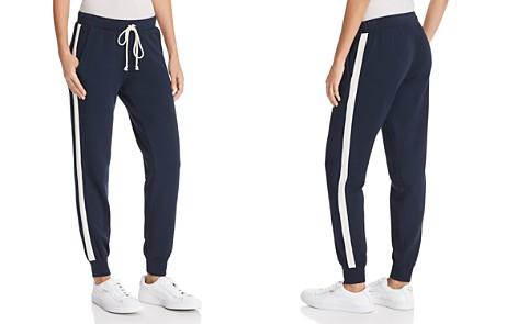 Velvet by Graham & Spencer Julie Striped Jogger Pants - 100% Exclusive - Bloomingdale's_2