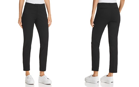 ATM Anthony Thomas Melillo Slim Cropped Pants - Bloomingdale's_2