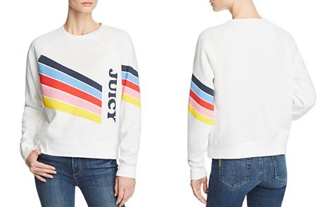 Juicy by Juicy Couture Rainbow Logo Sweatshirt - Bloomingdale's_2
