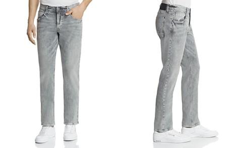 Hudson Blake Slim Straight Fit Jeans in Deceiving - Bloomingdale's_2