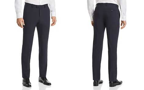 Theory Mayer Seersucker Check Cotton Slim Fit Suit Pants - Bloomingdale's_2