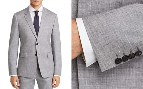 Theory Gansevoort Solid Slubbed Summer Slim Fit Suit Jacket - Bloomingdale's_2