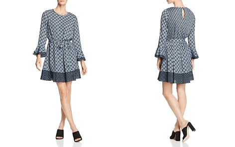 Le Gali Karma Medallion Print Dress - 100% Exclusive - Bloomingdale's_2