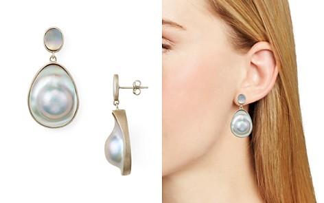 Chan Luu Freshwater Pearl Drop Earrings - Bloomingdale's_2